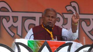 जीतनराम मांझी, प्रमुख, हिंदुस्तानी आवाम पार्टी