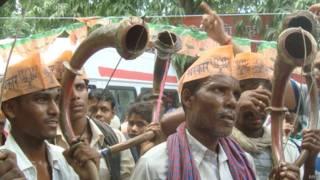 भाजपा की रैली