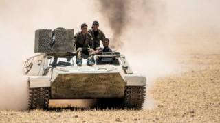 Pasukan YPG
