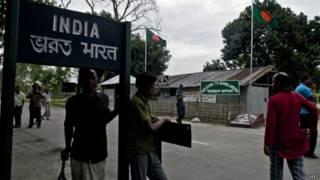 भारत, बांग्लादेश सीमा