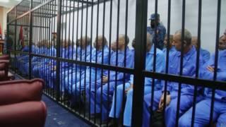 """الأمم المتحدة """"منزعجة"""" بسبب أحكام إعدام ليبيين بينهم سيف الإسلام القذافي"""