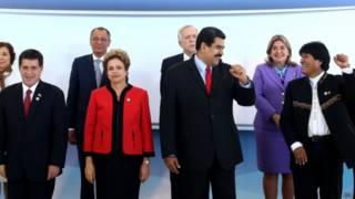 Crise do Brasil preocupa vizinhos da América do Sul