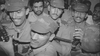 याक़ूब मेमन पुलिस हिरासत में