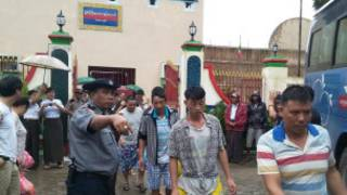 Prisoners released from Myitkyina