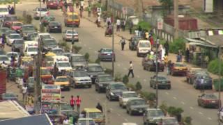 Motoci a Nigeria.