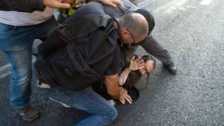 येरुशलम में समलैंगिक अधिकार रैली पर हमला