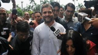 राहुल गांधी (फ़ाइल फोटो)