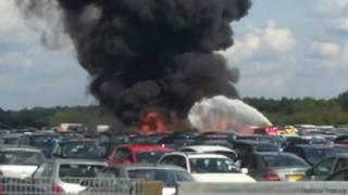 مقتل 3 من عائلة بن لادن في تحطم طائرة خاصة في بريطانيا