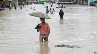 ميانمار تعلن حالة الطوارئ بسبب الفيضانات