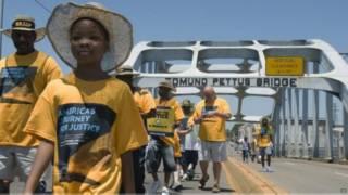 अफ़्रीकी अमरीकियों का सेल्मा मार्च