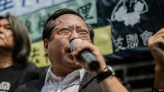 中国维权律师关注组主席何俊仁