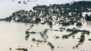Burma Floods