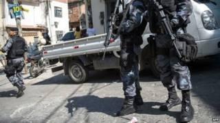 تقرير أمنستي: الشرطة البرازيلية قتلت مئات في ريو