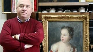 Хочинский и картина