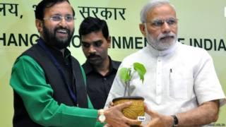 प्रकाश जावडेकर, पर्यावरण मंत्री, भारत