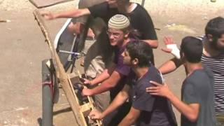 इसरायल गिरफ्तारियां