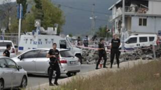 Đã xảy ra một loạt các vụ tấn công tại Thổ Nhĩ Kỳ