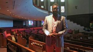 Pastor Thomas Bowen (Foto: João Fellet   BBC Brasil)