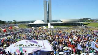 Marcha das Margaridas em Brasília | Foto: ABr