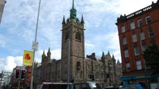 北愛爾蘭的長老會總部位於貝爾法斯特市中心
