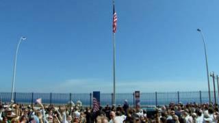 Флаг США в Гаване