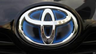 Логотип корпорации Toyota