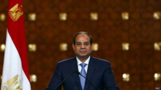 मिस्र के राष्ट्रपति