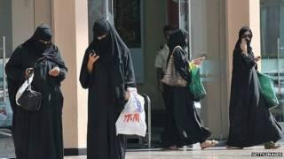 सउदी अरब में महिलाएं