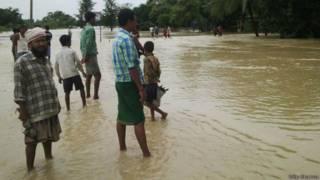 असम में बाढ़