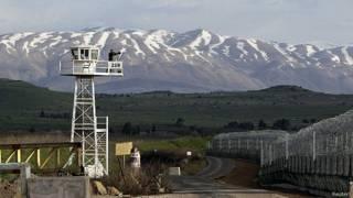 إطلاق صواريخ من الجولان السورية باتجاه إسرائيل