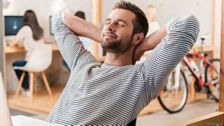 O método alemão de relaxamento que conquistou executivos