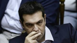 Firayim ministan Girka Alexius Tsipras