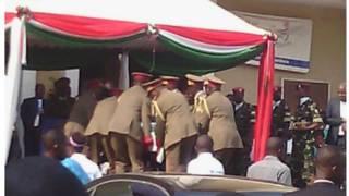 Lt Gen Adolphe Nshimirimana yashyinguwe