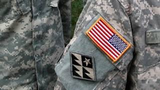 Quân phục quân đội Mỹ (ảnh minh họa)