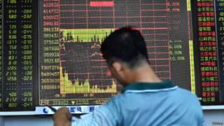 चीन शेयर बाज़ार