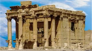 Храм Баал-Шамина