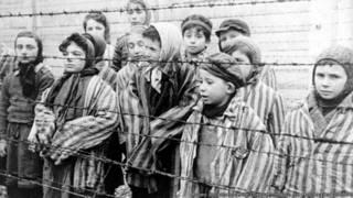 Sobrevivientes del Holocausto