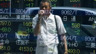 中国降息在亚洲股市引发了不同反应。