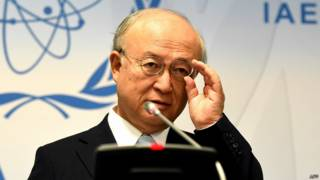 مدیر کل آژانس بین المللی انرژی اتمی