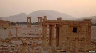 Храм Ваала в Пальмире