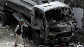 الحوثيون يفشلون في إطلاق صاروخ سكود على قوات التحالف في مأرب