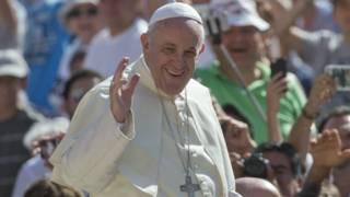 Paparoma Francis shugaban katolika na duniya