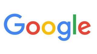 गूगल का लोगो.