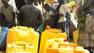 Abari kuvoma kw'ivomo rusangi rya Kagara mu mujyi wa Kigali
