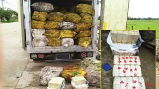 မူးယစ်ဆေးထုတ်လုပ်မှုနဲ့ ဖမ်းဆီးမှုများလာ