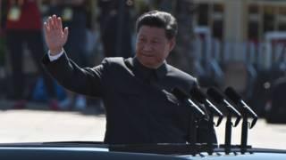 中國抗日勝利七十週年閱兵「秀」實力