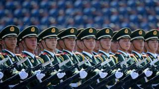 Китай: парад победы над Японией