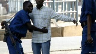 Umutekano wasubiye guhungabana mu bice bimwe vya Bujumbura ijoro rigira kabiri