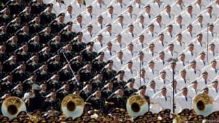 分析:中國閱兵日宣佈裁軍傳遞什麼信號?