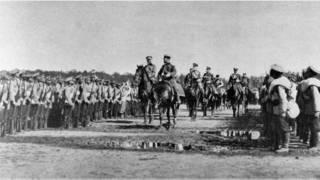 Российские войска в Маньчжурии (1904 год)